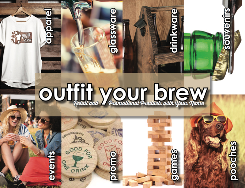 Outfit Your Brew Catalog