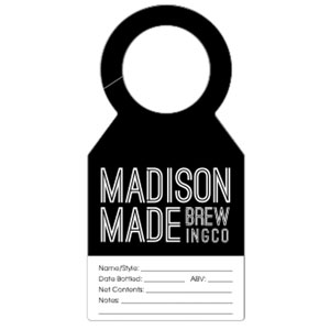 GROWLER TAGS- 2.25