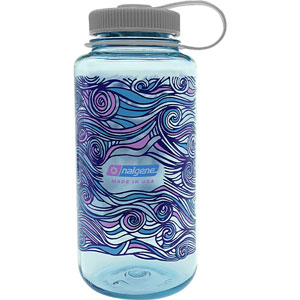 FULL COLOR! NALGENE® WIDE MOUTH, 32 OZ