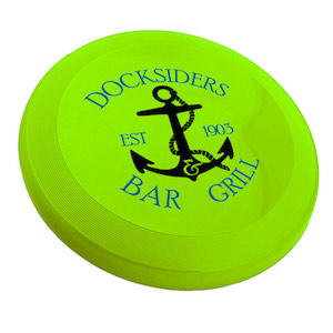 HEAVYWEIGHT FRISBEE FLYER, 117G